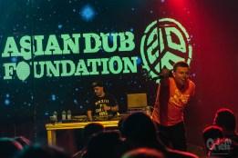 Asian Dub Foundation Soundsystem @ Street Mode Festival, Thessaloniki, 2017