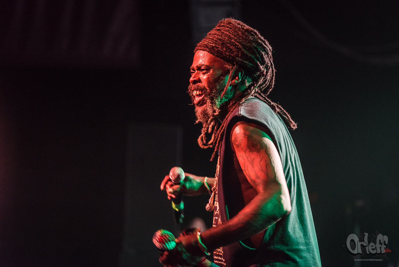 Asian Dub Foundation Soundsystem @ Street Mode Festival, Thessaloniki, 2017