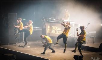 Dubioza Kolektiv (27 октомври 2017, Арена Армеец)