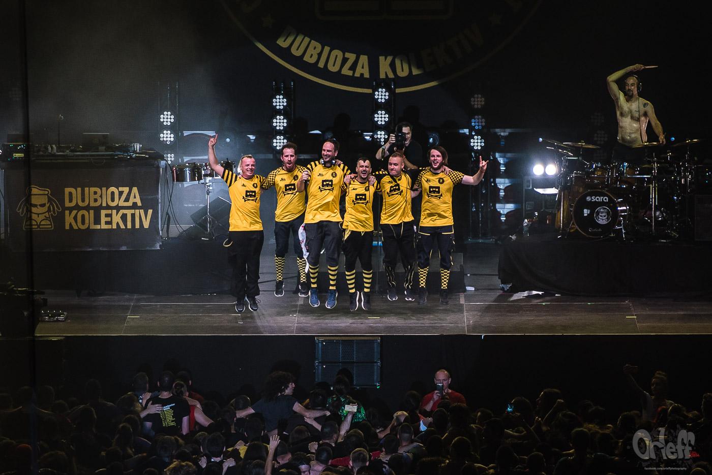Dubioza Kolektiv @ Arena Armeec, 2017