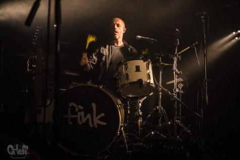 Fink @ Sofia Live Club, 2017
