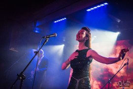 Chrysta Bell @ Sofia Live Club, 2017