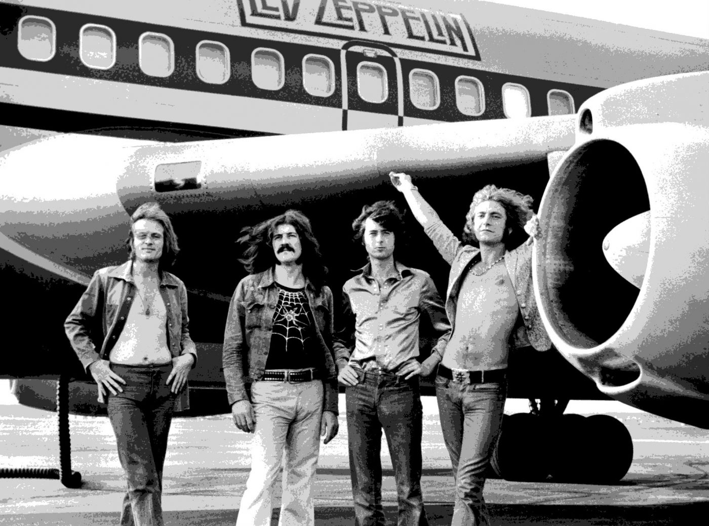 """На концерт вкъщи: гледайте """"Celebration Day"""" на Led Zeppelin"""