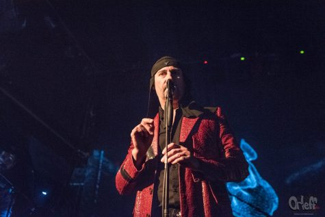 Laibach @ Terminal 1, 2018