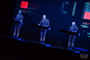 Kraftwerk @ Universiada Hall, 2018