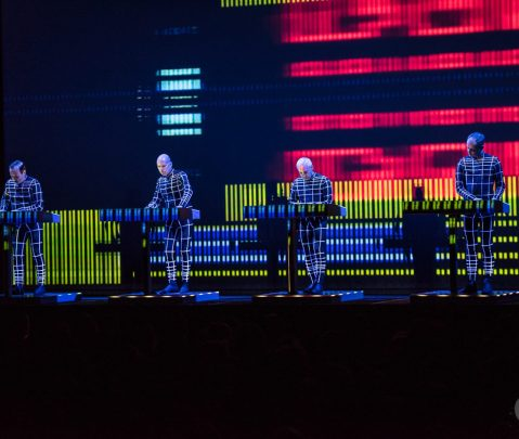 Kraftwerk (28 февруари 2018, Зала Универсиада)