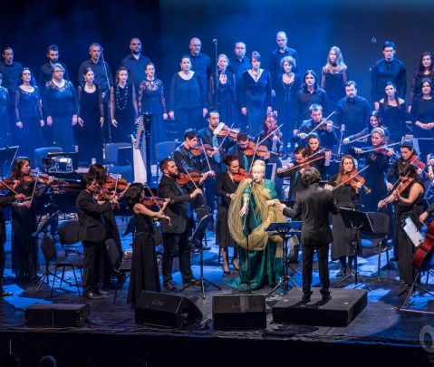 Галерия: Lisa Gerrard & Genesis Orchestra (14 март 2018, НДК)