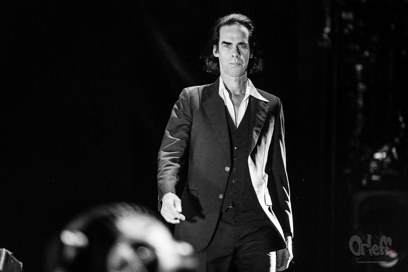 Nick Cave & The Bad Seeds изненадващо пускат нов албум през следващата седмица