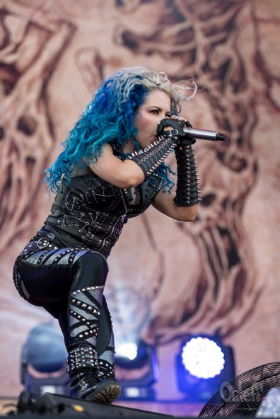 Arch Enemy @ Nova Rock 2018