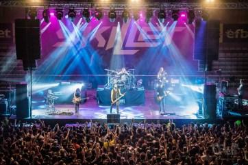 Skillet @ Universiada Hall, 2018