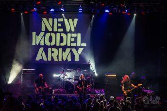 New Model Army @ Street Mode Festival 2018