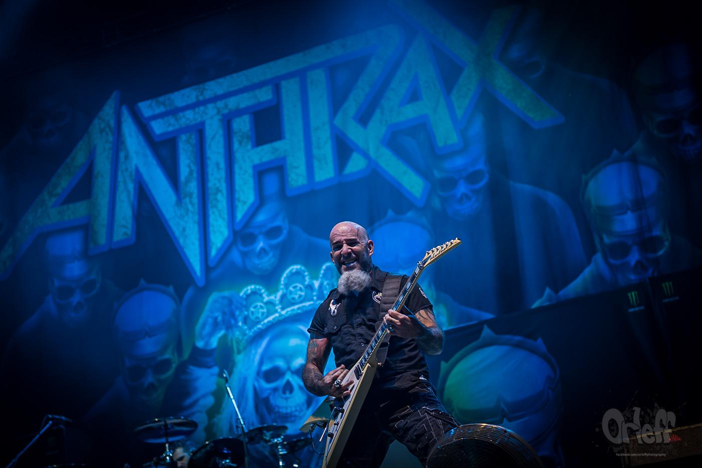 Anthrax @ Nova Rock 2019