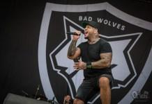 Bad Wolves @ Nova Rock 2019