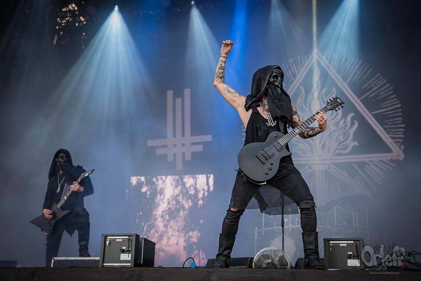 Behemoth @ Nova Rock 2019