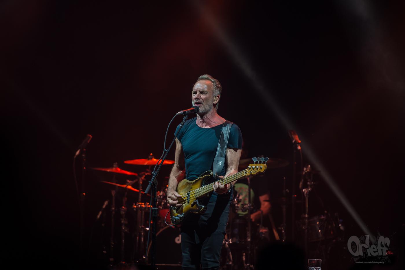 Sting @ Arena Armeets, 2019