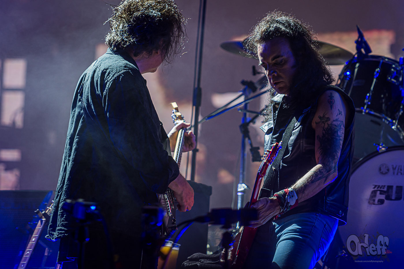 The Cure @ INmusic festival, 2019