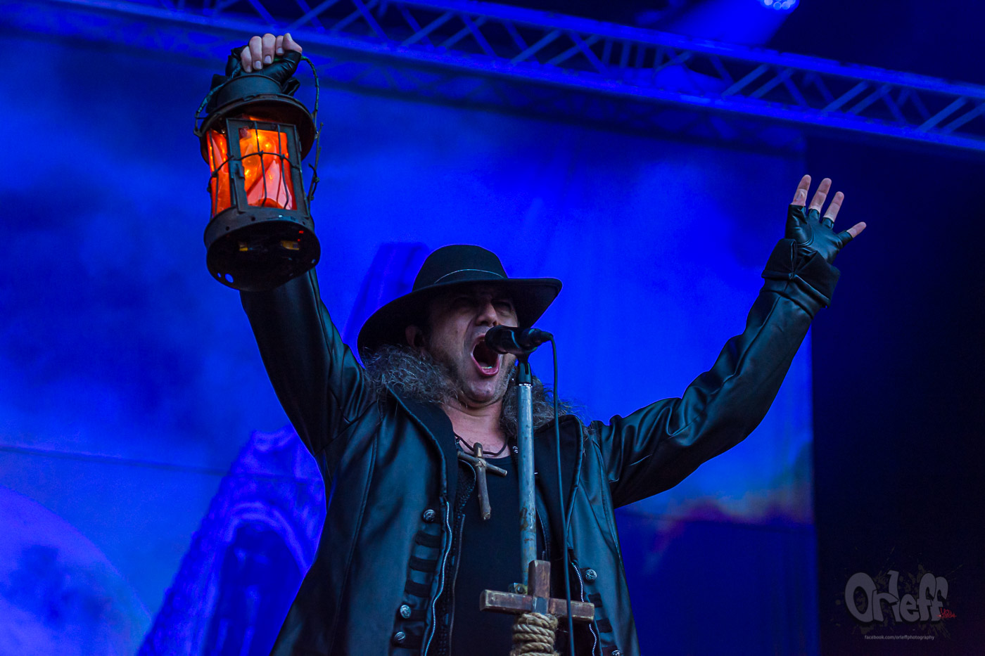 Moonspell @ Hills Of Rock, 2019