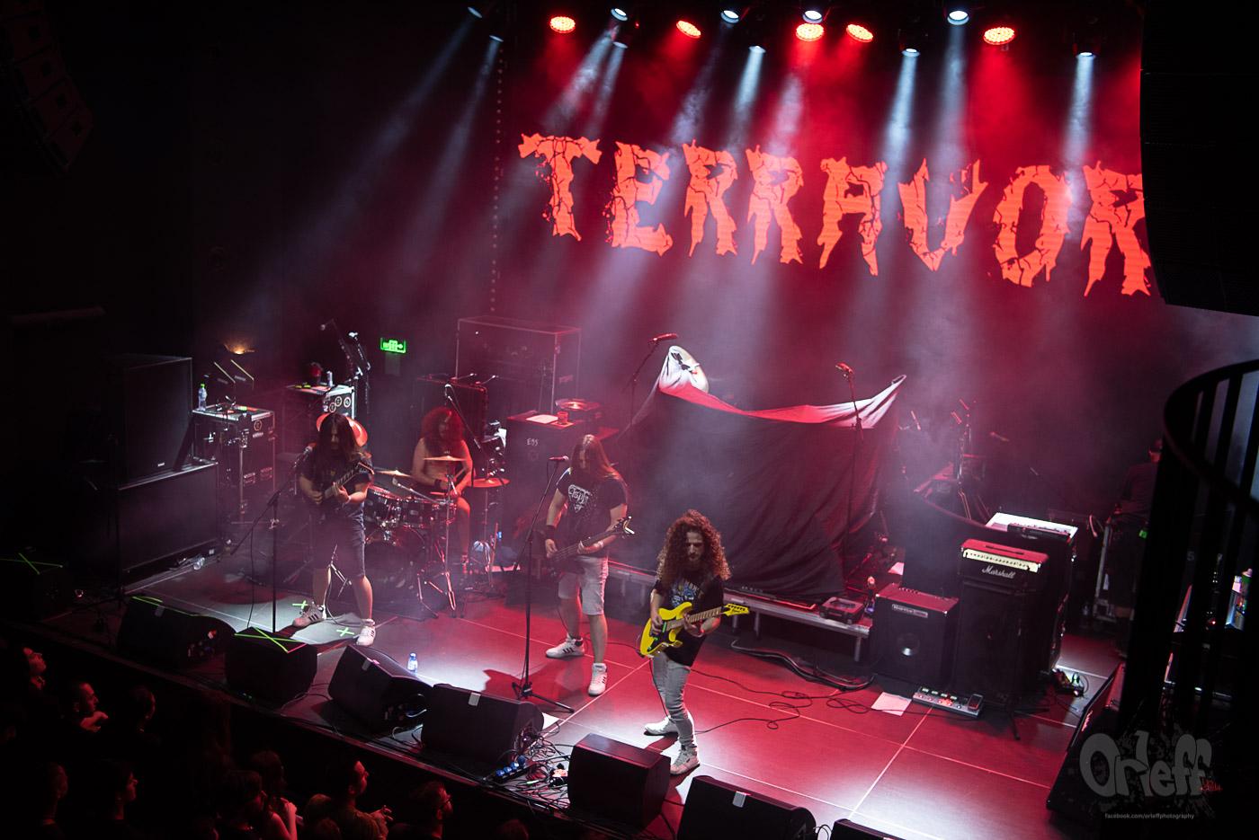 Terravore @ Music Jam, 2019