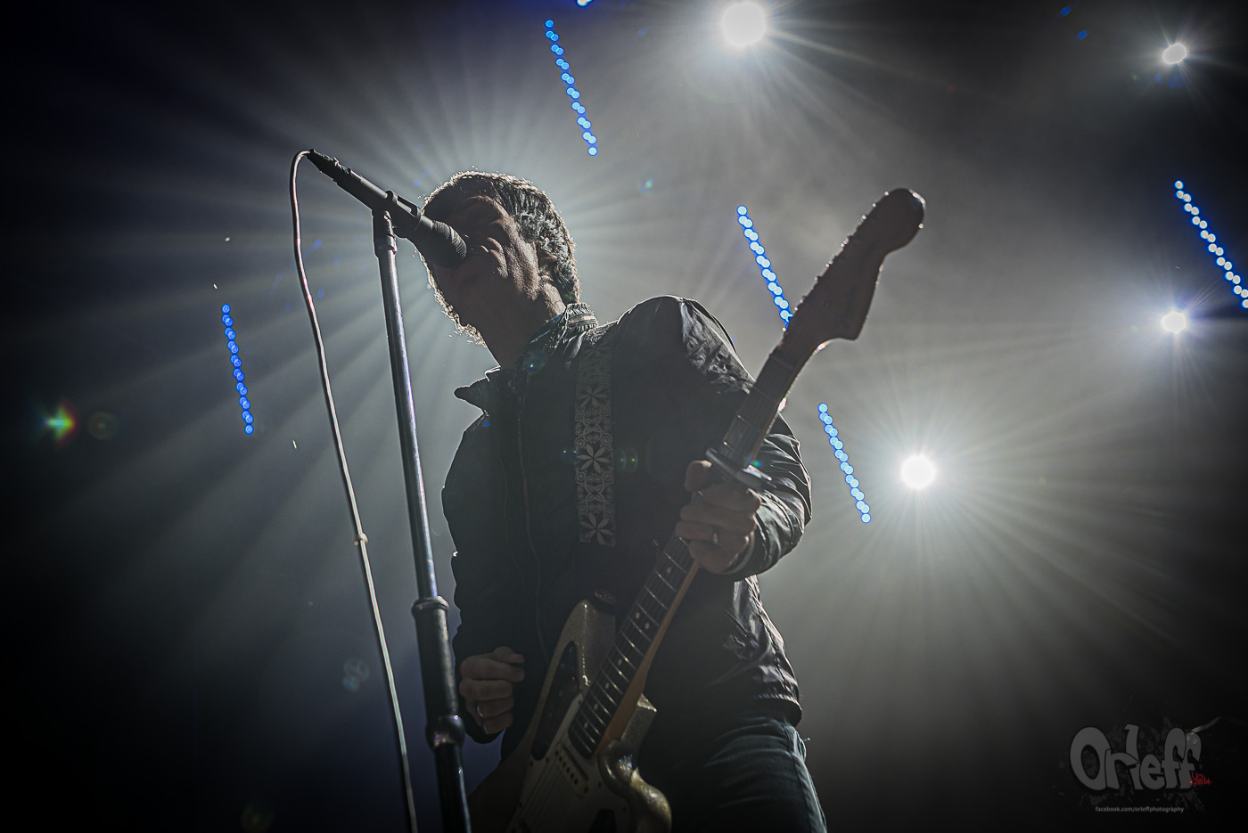Johnny Marr @ INmusic festival, 2019