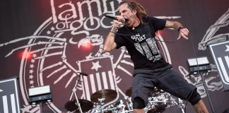 Lamb Of God @ Nova Rock, 2019