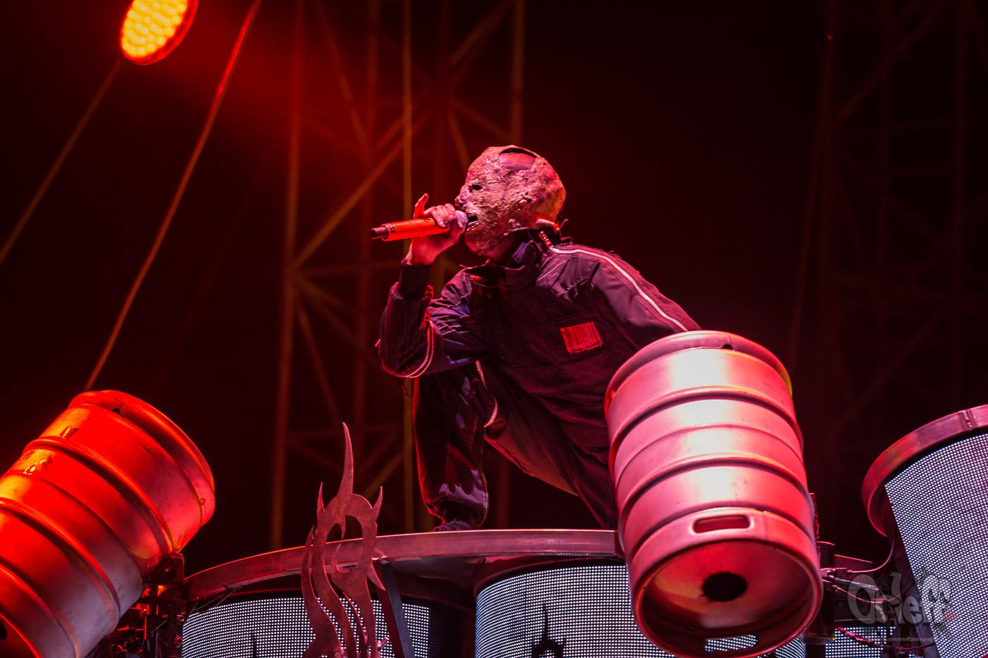 Slipknot @ Nova Rock, 2019