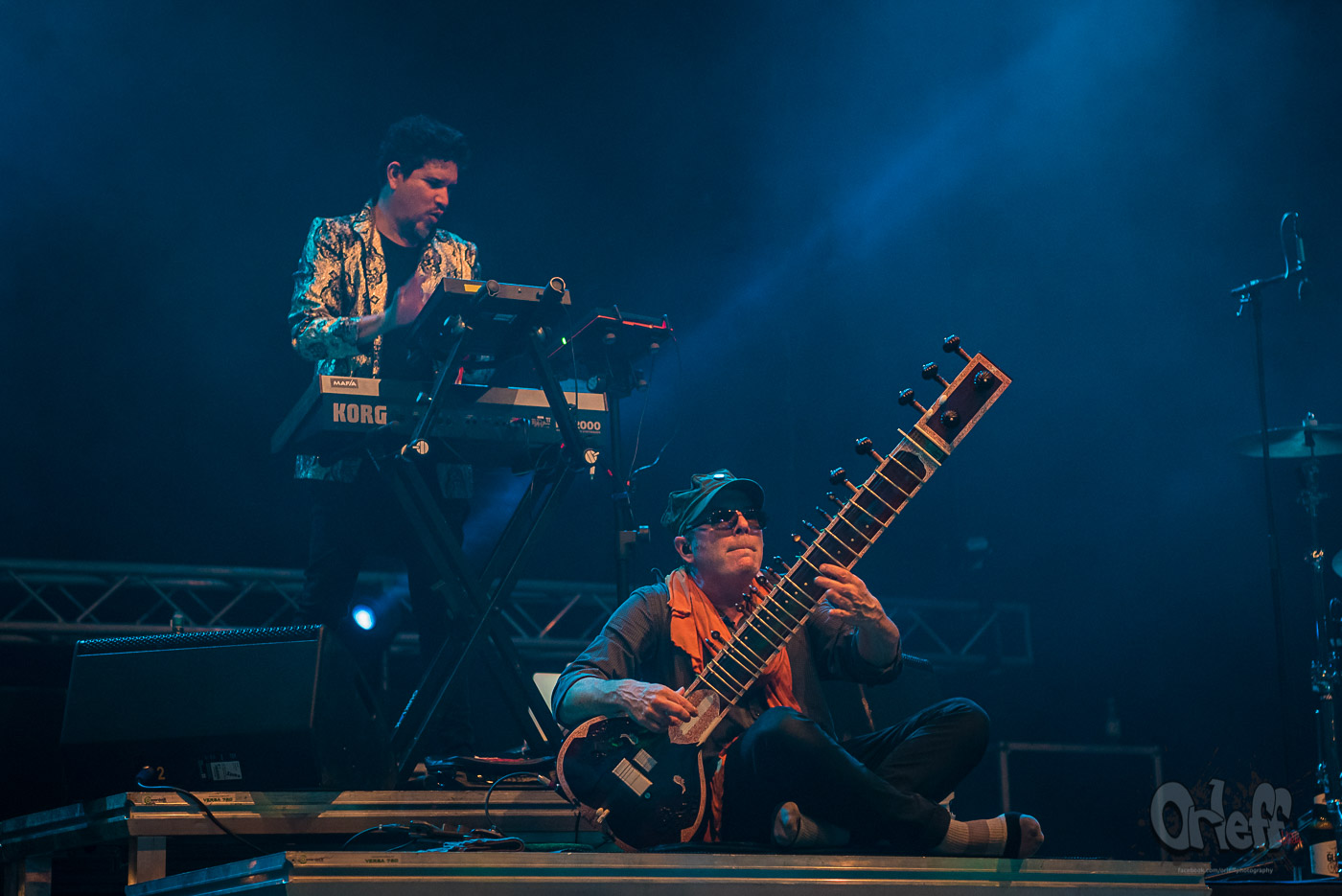 Thievery Corporation @ INmusic festival, 2019