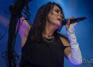 Within Temptation @ Nova Rock 2019