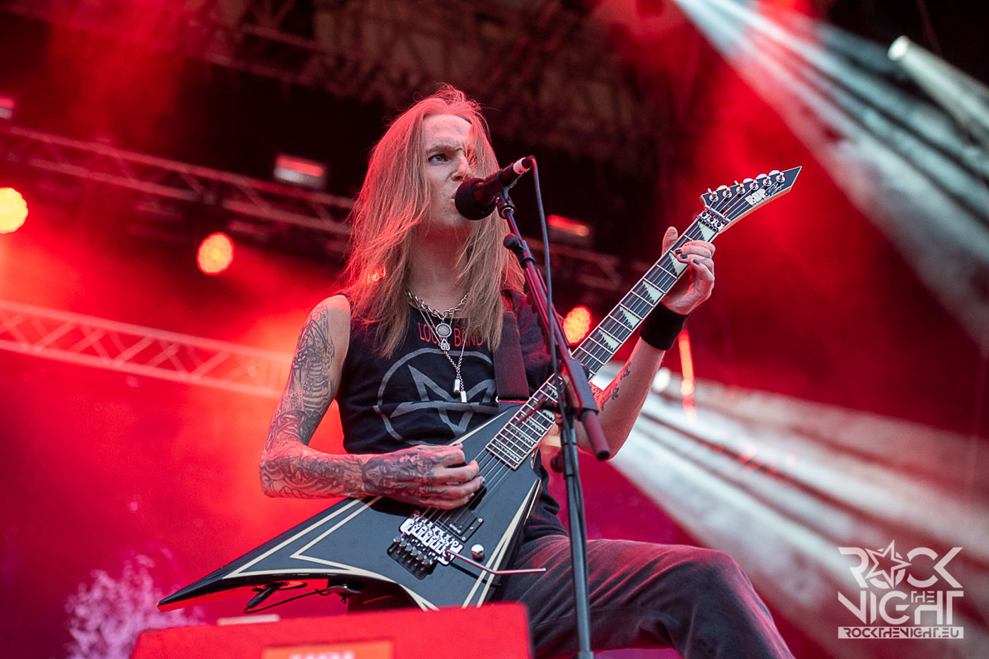 Children Of Bodom @ Hills Of Rock, 2019