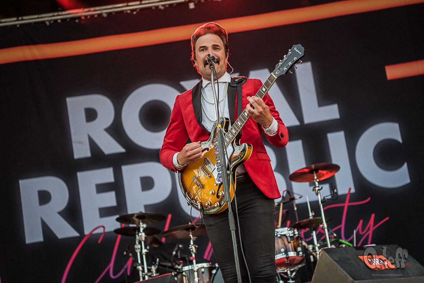 Royal Republic @ Hills Of Rock, 2019