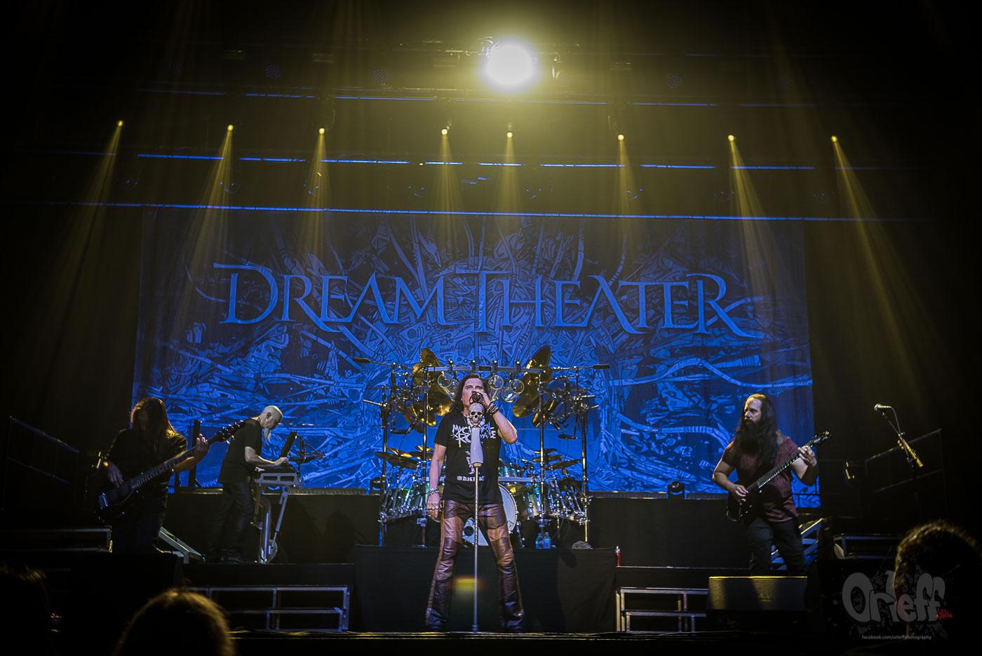 Dream Theater @ NDK, 2019