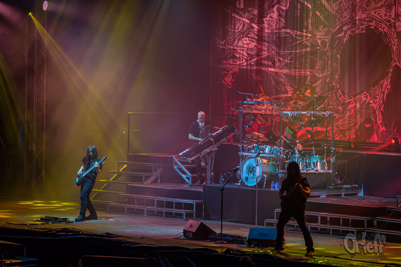 Dream Theater @ MetalDays Festival 2019