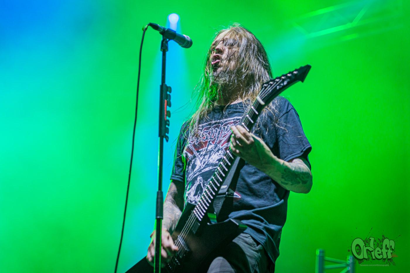 Hypocrisy @ MetalDays Festival 2019