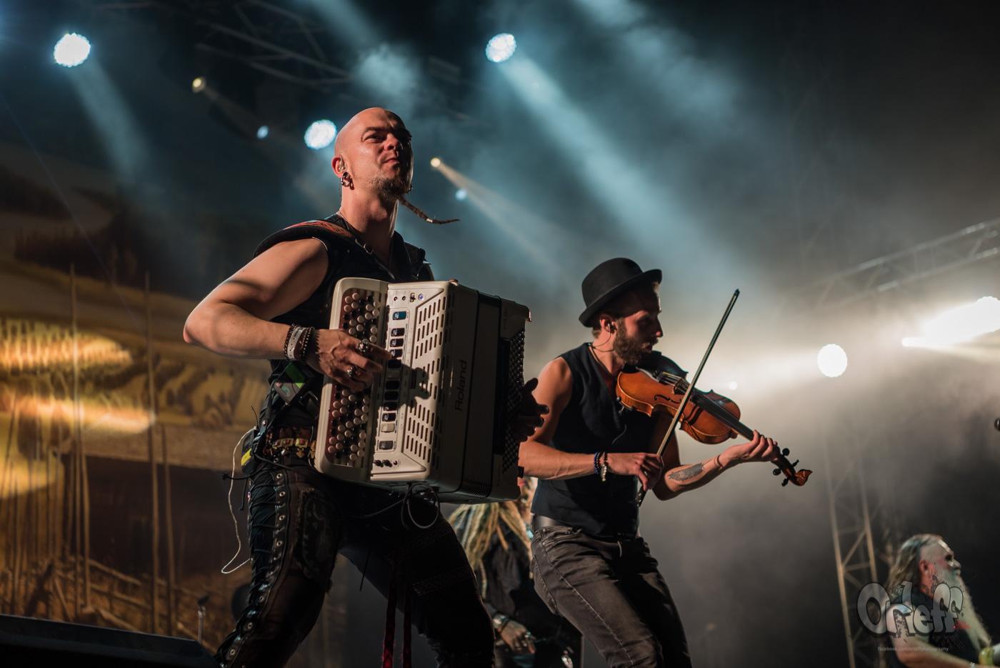 Korpiklaani @ MetalDays Festival 2019