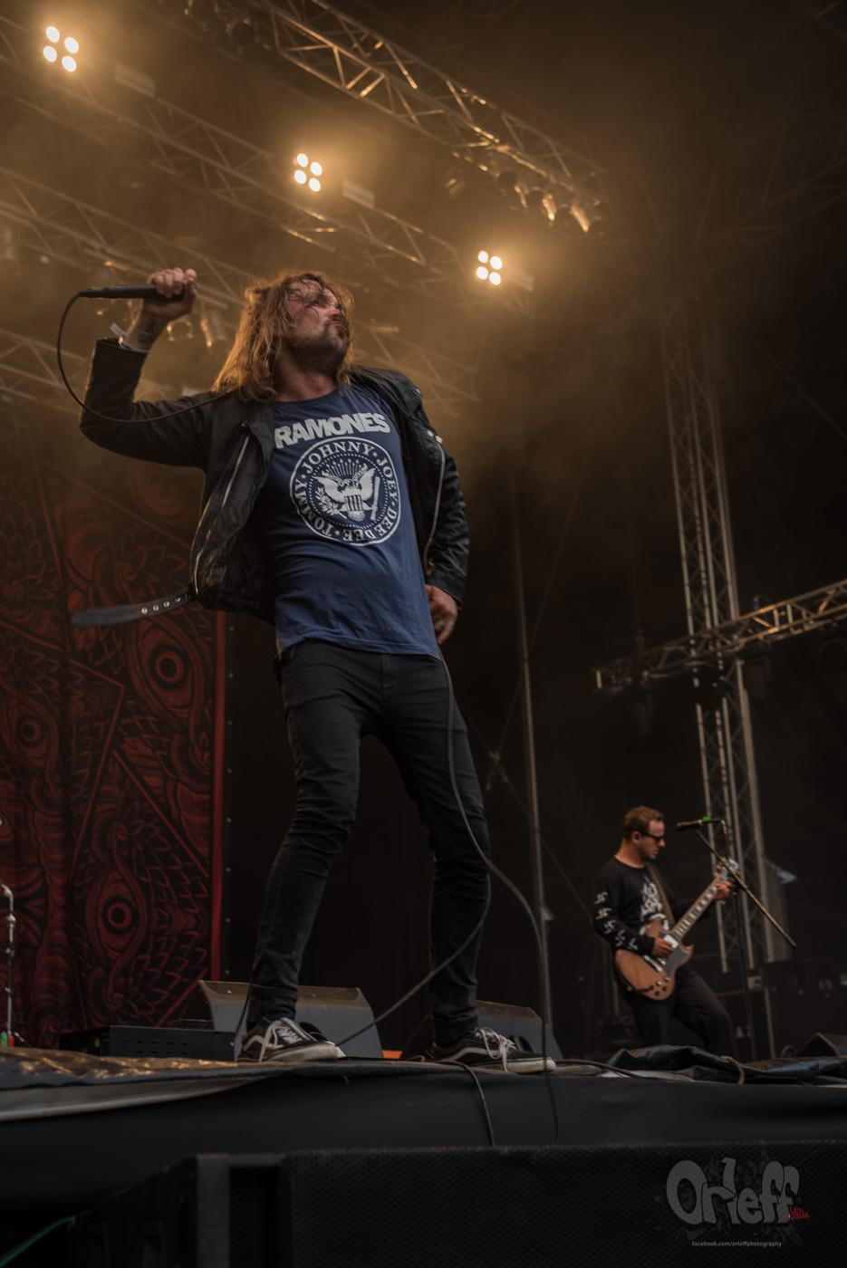 Kvelertak @ MetalDays Festival 2019