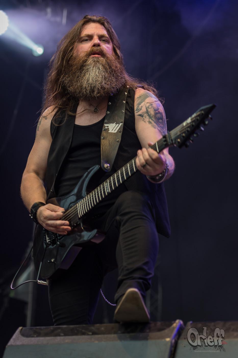 Soilwork @ MetalDays Festival 2019
