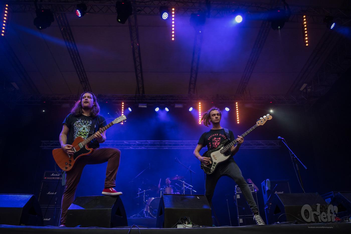 Stoned Jesus @ MetalDays Festival 2019