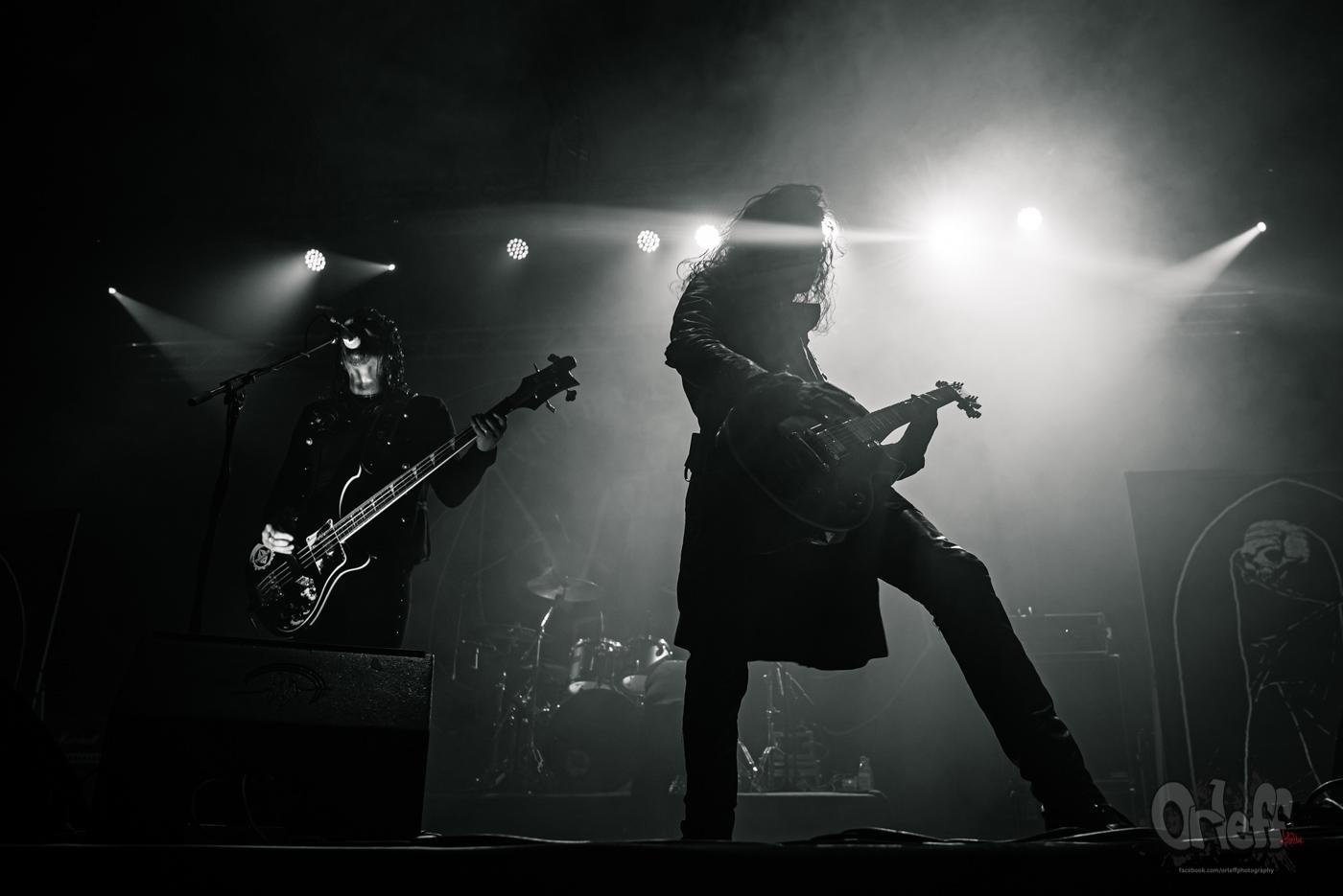 Tribulation @ MetalDays Festival 2019