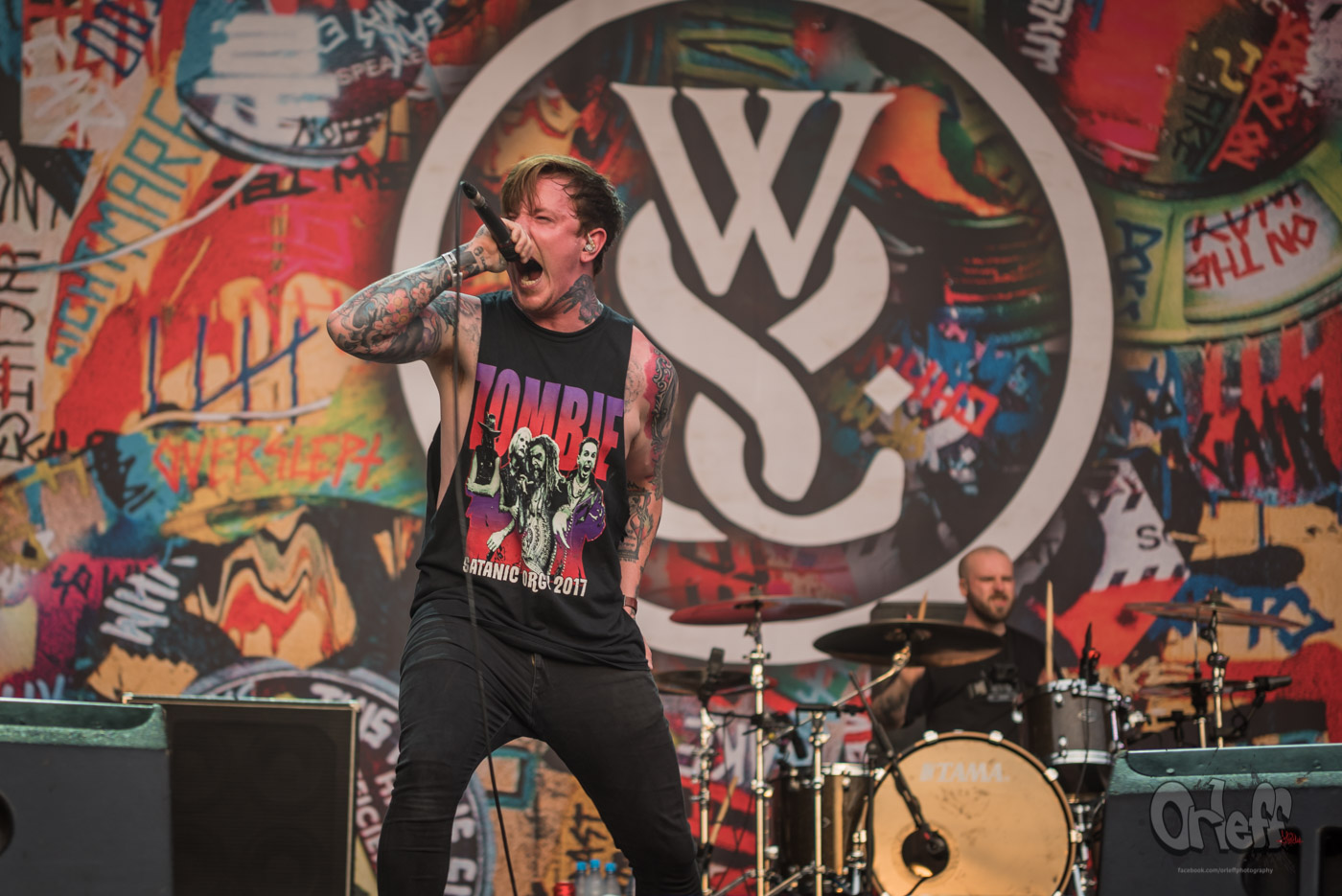 While She Sleeps @ MetalDays Festival 2019
