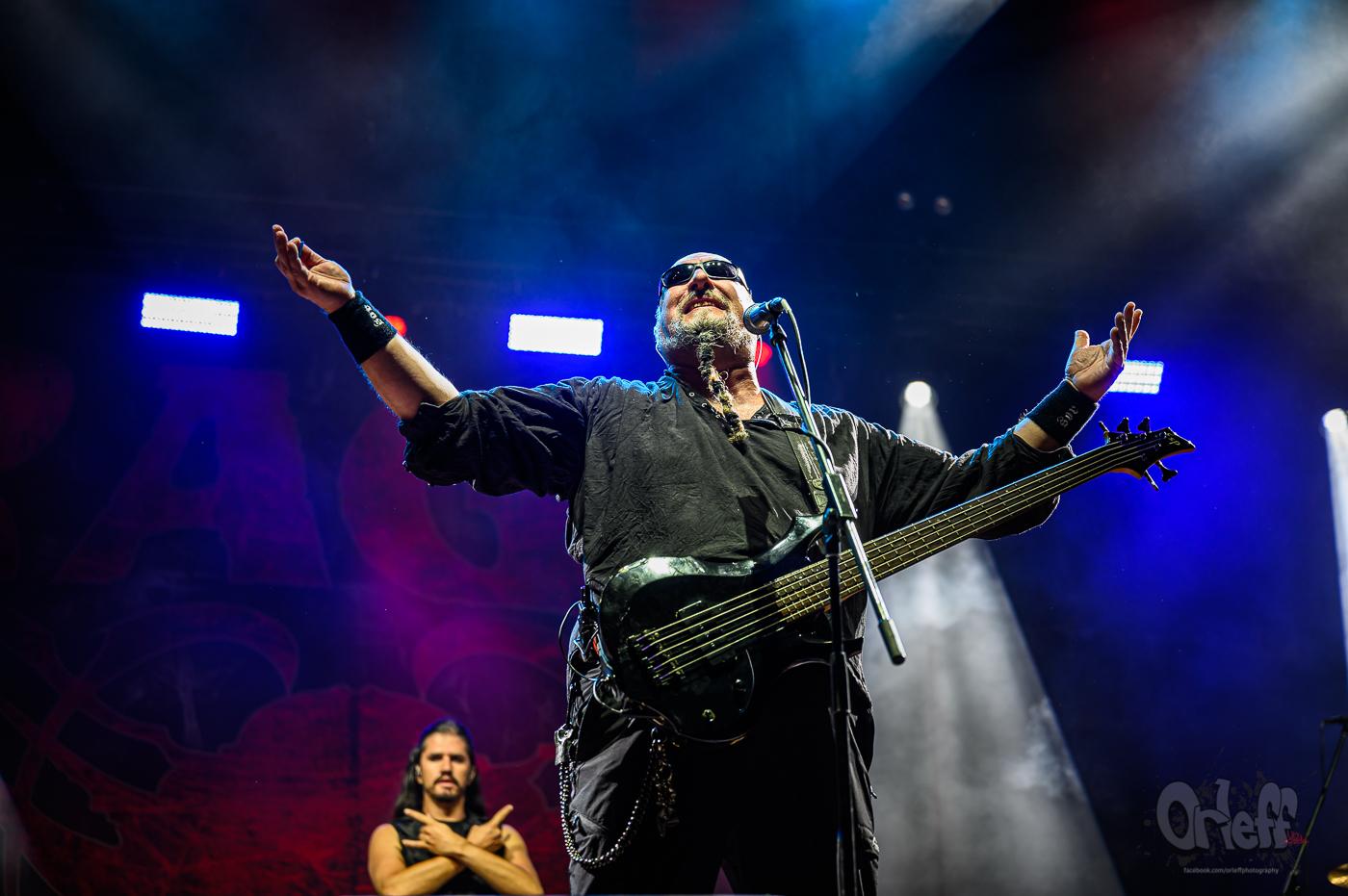 Rage @ Varna Rock Fest, 2019