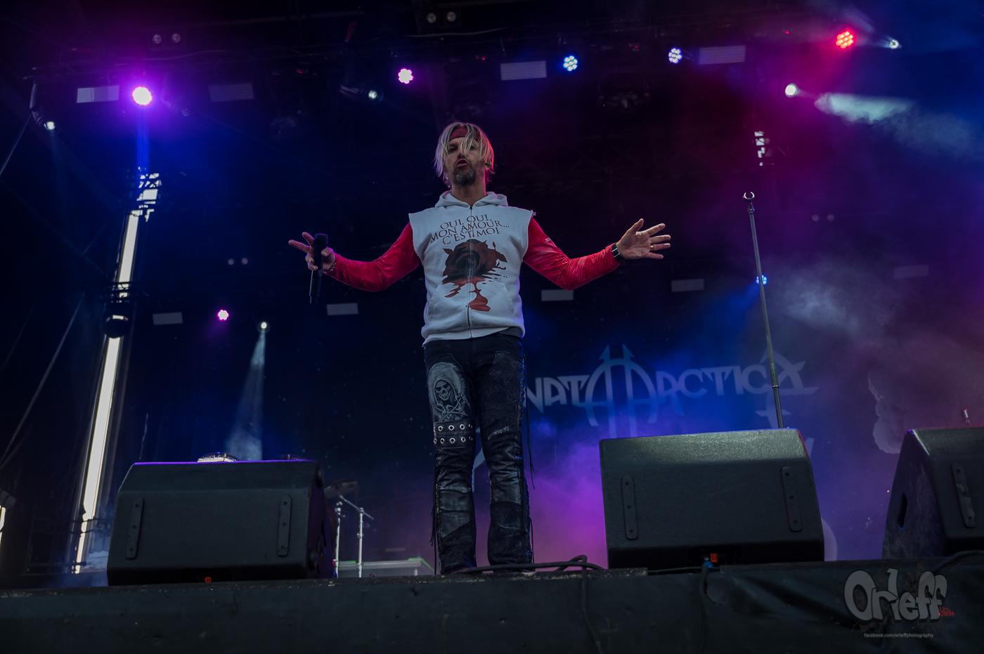 Sonata Arctica @ Varna Rock Fest, 2019