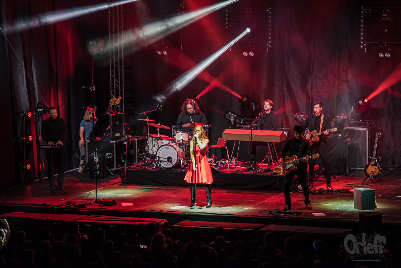 Hooverphonic @ Universiada Hall, 2019