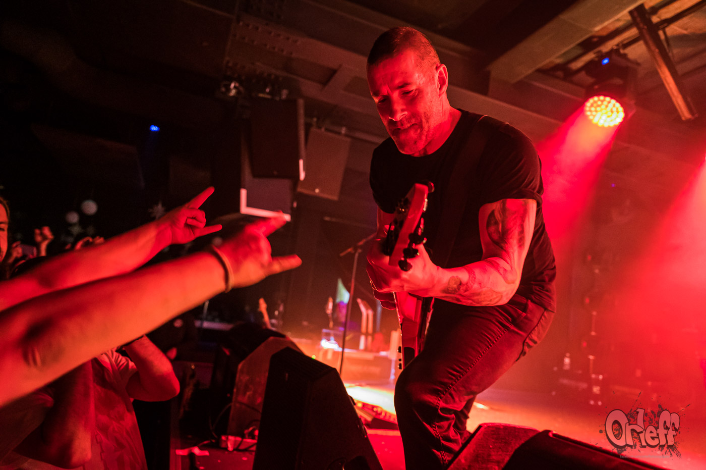 Annihilator @ Joy Station, 2019