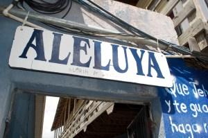 Casa Alleleuia