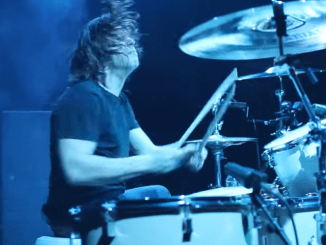World renowned Drummer Robin Diaz