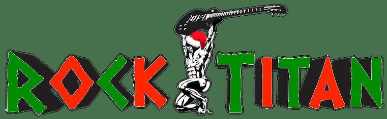 Rock Titan Merry Christmas