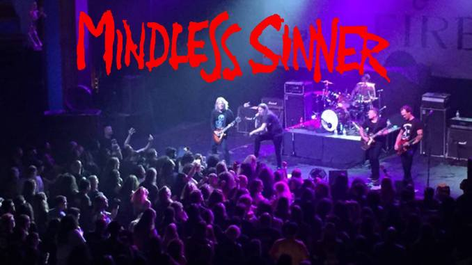 Heavy Metal band Mindless Sinner