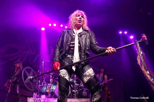 Steel Panther LIVE at The Fillmore Michael Starr photo by Thomas Collins – 4