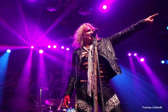 Steel Panther LIVE at The Fillmore  – Michael Starr