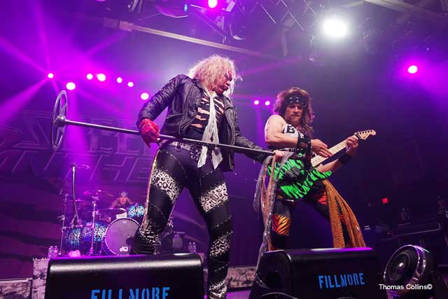 Steel Panther LIVE at The Fillmore – 9