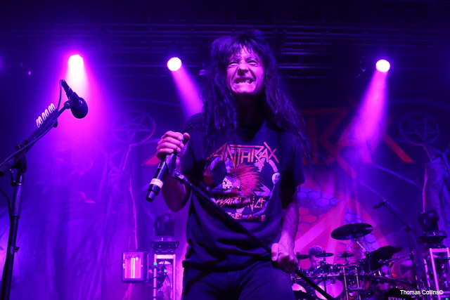 Anthrax Joey Belladonna 7